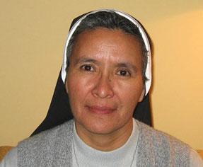 Sister Rosalinda Pajuelo Ureña, C.B.S.
